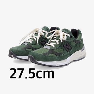 New Balance - New Blance  JJJJound 992 green 緑 27.5cm