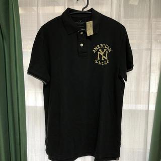アメリカンイーグル(American Eagle)のアメリカンイーグル、メンズポロシャツ、新品、(ポロシャツ)