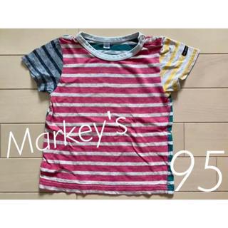 マーキーズ(MARKEY'S)のMarkey's マーキーズ Tシャツ 95 90(Tシャツ/カットソー)