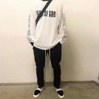 FEAR OF GOD - Fear of God Fog 6th 長袖tシャツ