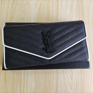 Yves Saint Laurent Beaute - 人気品美品 YSL 長財布