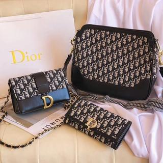 Dior - DIO.Rバーバリー  ショルダーバッグ