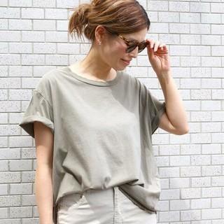 DEUXIEME CLASSE - Deuxieme ClasseLoose Tシャツアパルトモン半袖カットソー