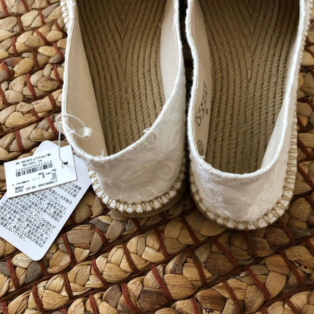 LOWRYS FARM(ローリーズファーム)のフラットシューズ エスパ ローリーズファーム レディースの靴/シューズ(スリッポン/モカシン)の商品写真