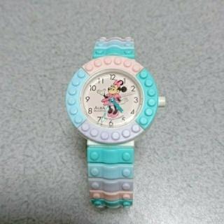 アルバ(ALBA)の【廃番】SEIKO ALBA ディズニー腕時計 ミニーマウス(キャラクターグッズ)