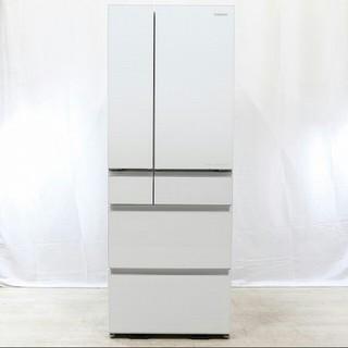 Panasonic - NR-F555HPX-W 冷蔵庫 HPXタイプ アルベロホワイト [6ドア/観音