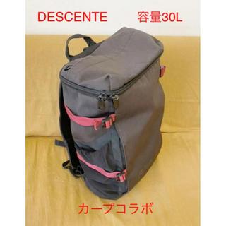 DESCENTE - 広島東洋カープ×デサント スクエアバッグ 30L