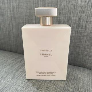 シャネル(CHANEL)のシャネル♡ガブリエル♡ボディローション200ml(ボディローション/ミルク)