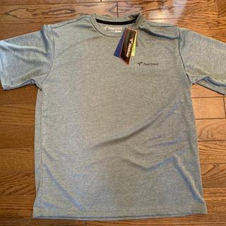 ツアーステージ(TOURSTAGE)のゴルフウエア ツアーステージ Tシャツ 半袖 杢グレー LLサイズ(ウエア)