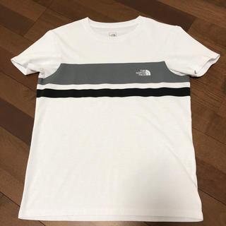 THE NORTH FACE - THE NORTH FACE  Tシャツ メンズ ホワイト Lサイズ