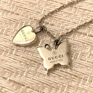 グッチ(Gucci)のグッチ ブレスレット 蝶 バタフライ 16cm(ブレスレット/バングル)