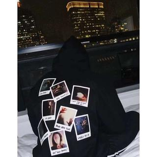 Doublet 19AW FILM HOODIE