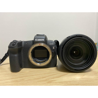 Canon - 「美品」CANON EOS R + RF24-105mm F4L + おまけ