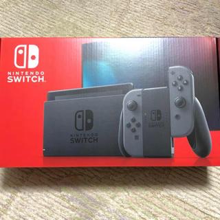 Nintendo Switch - ニンテンドースイッチ グレー 新品