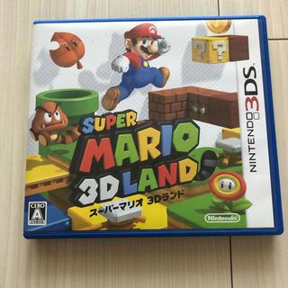 3DSソフト スーパーマリオ3Dランド