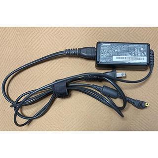 パナソニック(Panasonic)のパナソニック 純正 充電器 ACアダプター(PC周辺機器)