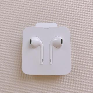 Apple - iPhone 7 8 SE2 純正イヤホン