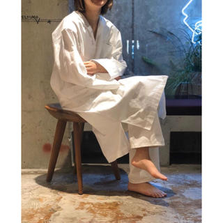 BEAUTY&YOUTH UNITED ARROWS - 6 roku SAILOR COLLAR SHIRT DRESS/ワンピース