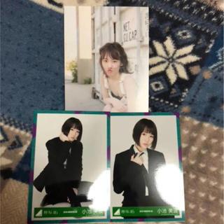 ケヤキザカフォーティーシックス(欅坂46(けやき坂46))の欅坂46 小池美波 生写真 ポストカード(アイドルグッズ)