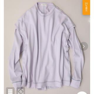 フリークスストア(FREAK'S STORE)のeecm様専用 ビッグシルエットレイヤードロングスリーブTシャツ(Tシャツ(長袖/七分))
