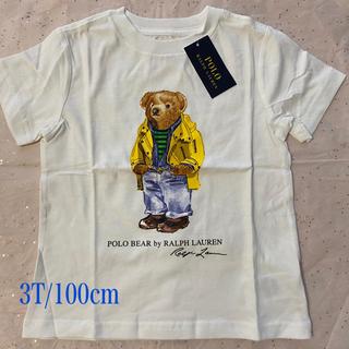 POLO RALPH LAUREN - 【新品】ラルフローレン ポロベアTシャツ キッズ 3T