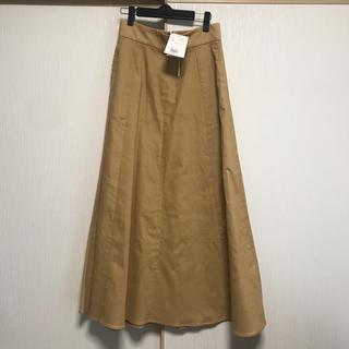 ビューティアンドユースユナイテッドアローズ(BEAUTY&YOUTH UNITED ARROWS)のクラネ CLANE ロングスカート(ロングスカート)