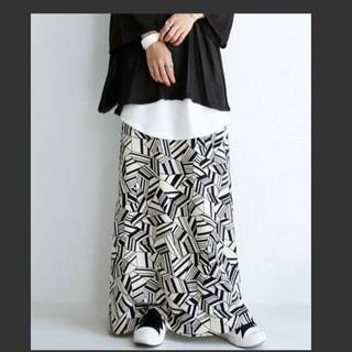 antiqua - ロングスカート