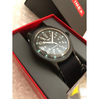 タイメックス(TIMEX)のタイメックス TIMEX SS キャンパー ブラック TW2R77700 JP(腕時計(アナログ))