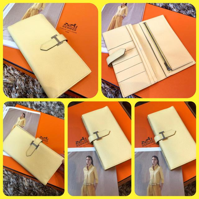 Hermes(エルメス)のエルメス正規品ベアンスフレ♡ レディースのファッション小物(財布)の商品写真