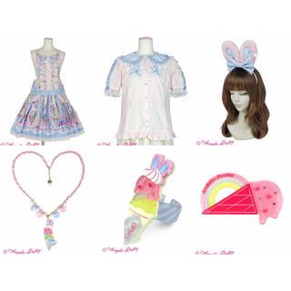 Angelic Pretty - angelic pretty Ice Cream Parlor