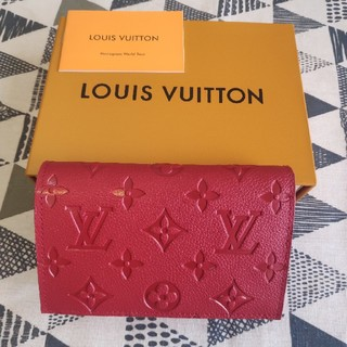 LOUIS VUITTON - 早い者勝ち♪ルイ ヴィトン  長財布  小銭入れ