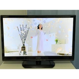 シャープ(SHARP)のSHARP AQUOS 24型液晶テレビ LC-24K20(テレビ)