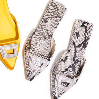 DIANA - yello shoesパンプス
