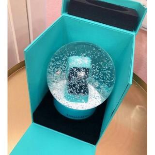 Tiffany & Co. - 海外スノードーム  非売品 プレゼント