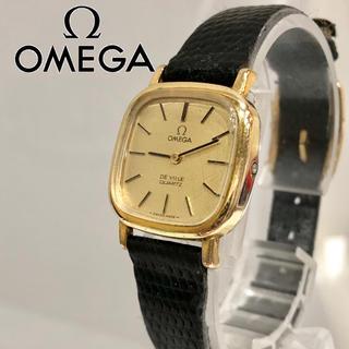 オメガ(OMEGA)のオメガ時計 デビル レディース腕時計 クォーツ時計 44(腕時計)