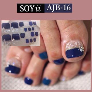ジェルネイルシール  AJB-16