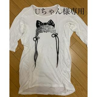 アチャチュムムチャチャ(AHCAHCUM.muchacha)のAHCAHCUM ムチャチャ レディースTシャツ 3点セット(Tシャツ(半袖/袖なし))