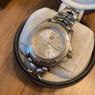 タグホイヤー(TAG Heuer)のTAG HEUER 腕時計⌚︎(金属ベルト)