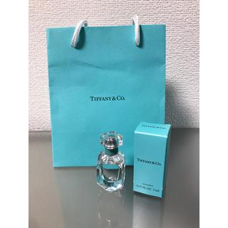 Tiffany & Co. - 新品☆TIFFANY&Co.☆ティファニー☆オードパルファム5ml