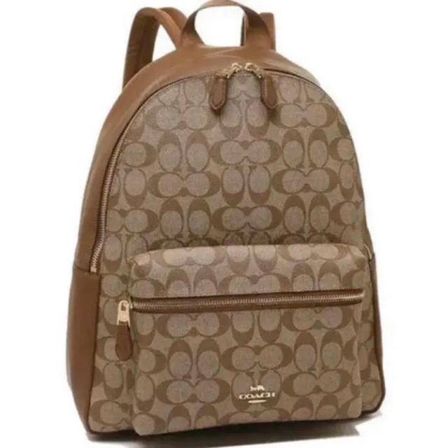 COACH(コーチ)のコーチ coach リュック  レディースのバッグ(リュック/バックパック)の商品写真