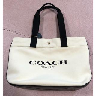 COACH - coach コーチ キャンバス トートバッグ