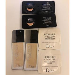 ディオール(Dior)のDior サンプル ファンデーション(ファンデーション)