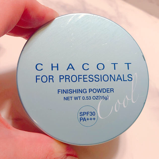 チャコット(CHACOTT)のチャコット UVフェイスパウダー cool(フェイスパウダー)