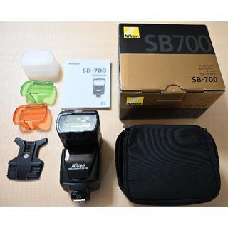 Nikon - ニコン スピードライト SB700(中古品)