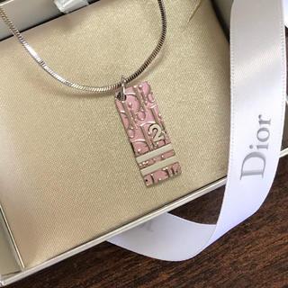 クリスチャンディオール(Christian Dior)のChristianDior(クリスチャンディオール) トロッターネックレス(ネックレス)