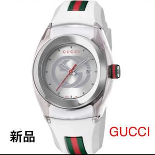 Gucci - 新品 グッチ 腕時計 GUCCI SYNC YA137302