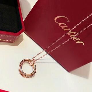 Cartier - 🌸 Cartier 🌸 ネックレス   刻印