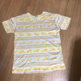エルメス(Hermes)のエルメス  ティシャツ(Tシャツ(半袖/袖なし))