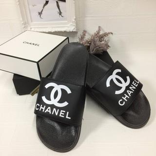 CHANEL - サンダル ノベルティ シャネル