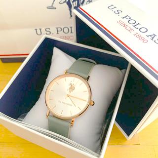 【即購入NG】 U.S. POLO ASSN. 腕時計ペールカラー36mm(腕時計)